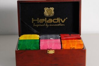 HELADIV 06 COMPARTMENT BOX