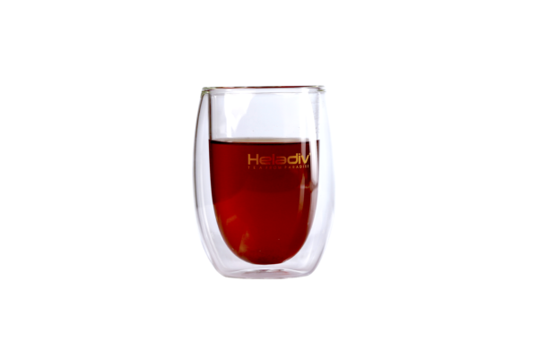 HELADIV DOUBLE WALL GLASS