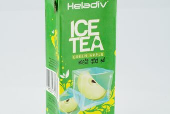 ICE TEA GREEN APPLE FLAVOR 200ML 24 TETRA PACKS