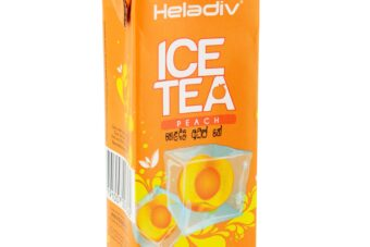 ICE TEA PEACH FLAVOR 200ML 24 TETRA PACKS