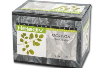 MORINGA HERBAL INFUSION (PACK OF 6) - (120 BAGS)